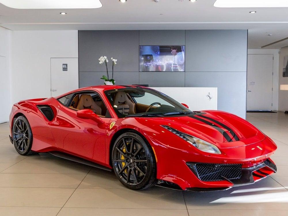 2020 Ferrari 488 Pista Redwood City Ca San Francisco San Jose Marin County California Zff90hla0l0252993